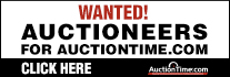 Auctioneers Wanted