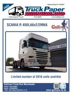 Scania R500 Cab Unit Black Classic Key Ring