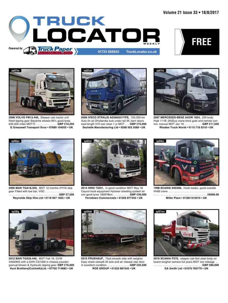 Truck Paper a3afc4c51e