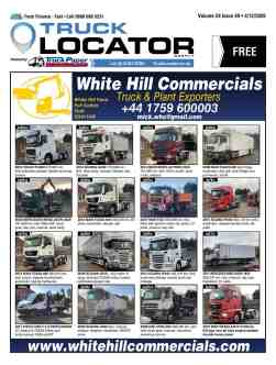 Truck Locator Digital Issue