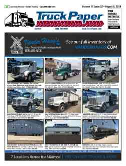 TruckPaper com | Over The Road and Commercial Truck & Trailer For
