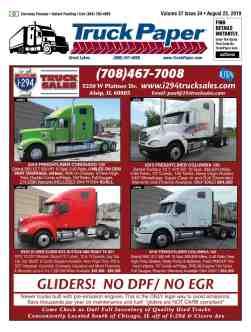 truck paper truck parts
