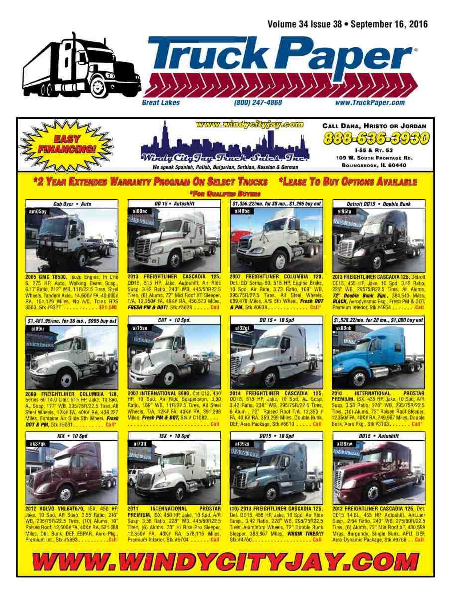 8dd0488f42b Truck Paper