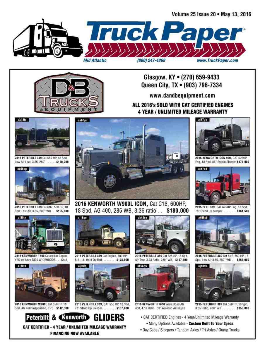 Truck Paper TruckPaper