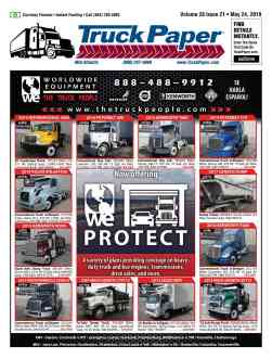 Truckpaper Com Over The Road And Commercial Truck Trailer For