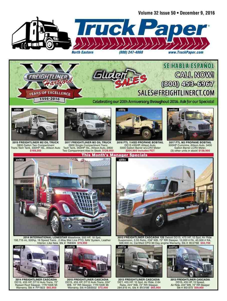 truck paper truck paper