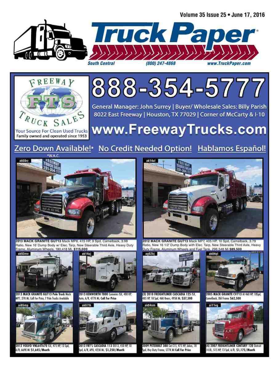 8b2aef62ab70 Truck Paper