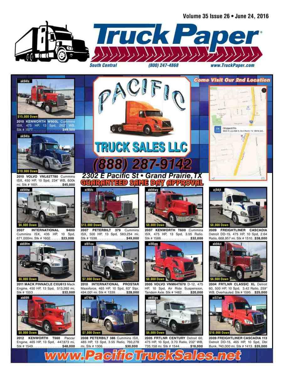 0a5d2cad41e4 Truck Paper