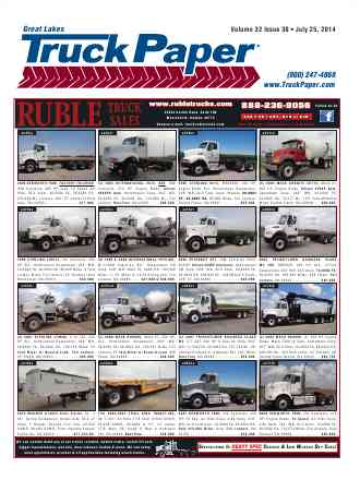 Truck Great Lakes