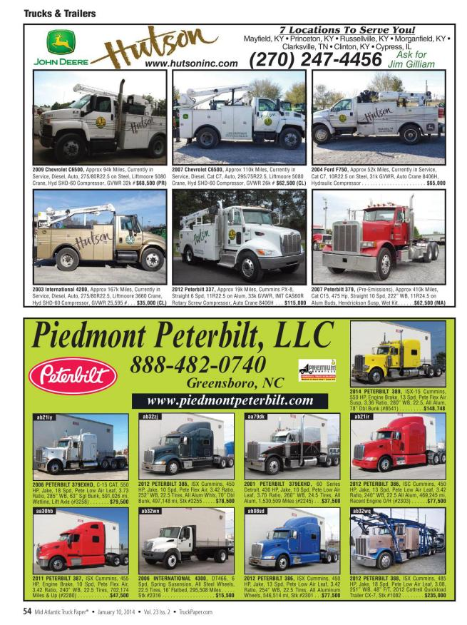 1987 88 89 90 91 92 93 94 95 96 Ford F350 truck rear brake springs Gibson