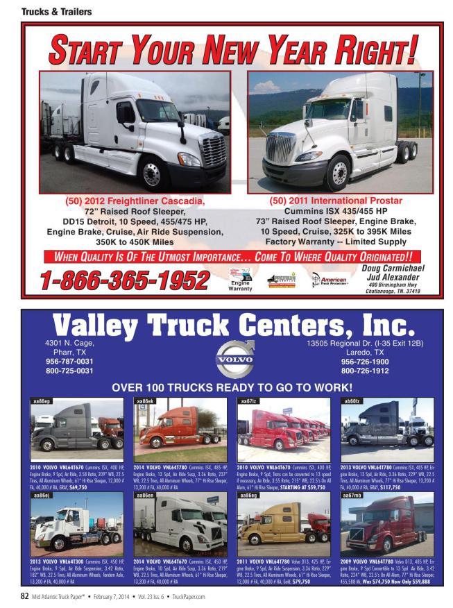 c021e914fd5ef Truck Paper