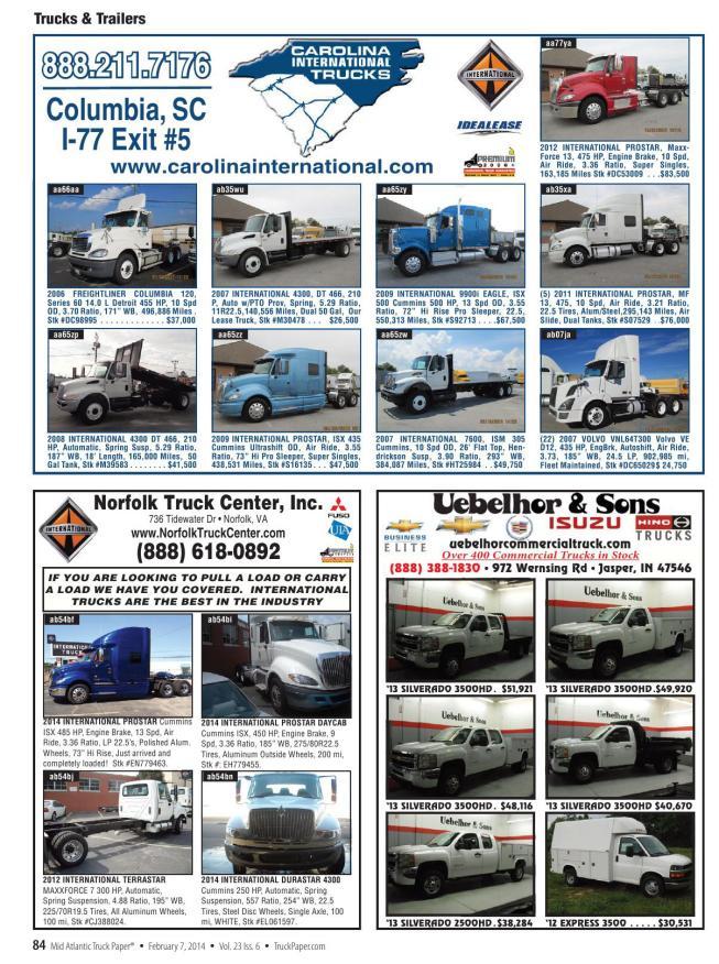 6804b294e2 Truck Paper